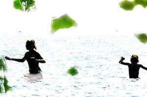 """""""summer""""-baden Fotokunst Kunstfotografie Ruth Kasper Stuttgart Karlsruhe Pforzheim"""