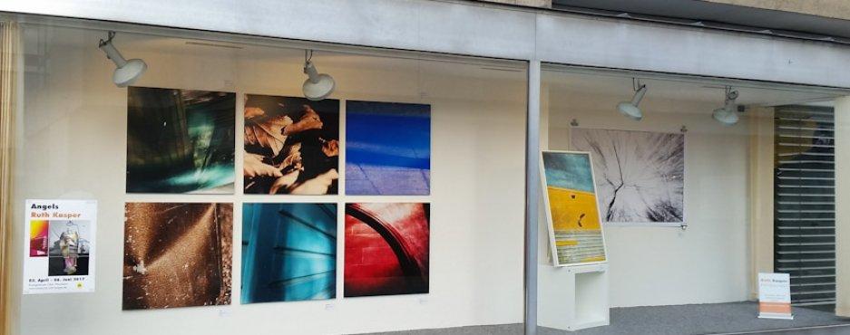 """Ausstellungseröffnung """"Strukturen & Ornamente"""""""